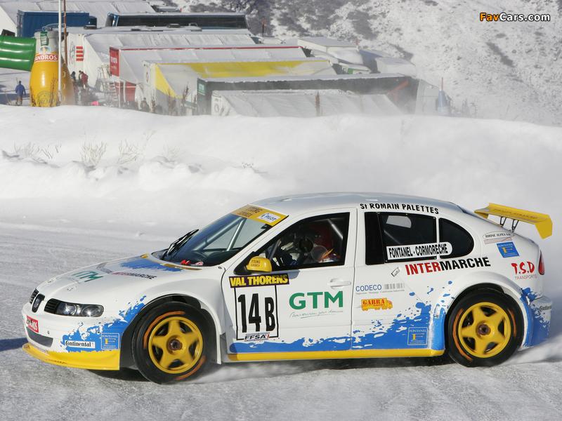 Photos of Seat Leon Trophée Andros 2004–05 (800 x 600)