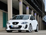 Photos of Seat Leon Cupra K1 Limited Edition Styling Kit 2008