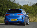 Photos of Seat Leon FR Supercopa UK-spec 2012