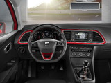 Photos of Seat Leon FR 2012