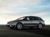 Photos of Seat Leon ST FR 2013