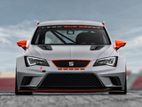 Photos of Seat Leon Cup Racer 2013
