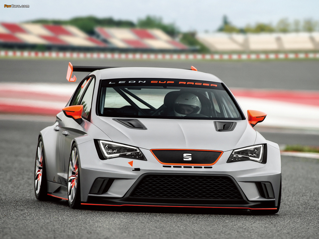 Photos of Seat Leon Cup Racer 2013 (1280 x 960)