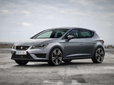 Photos of Seat Leon Cupra 280 2014