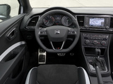 Photos of Seat Leon SC Cupra 280 2014