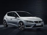 Photos of Seat Leon Cupra 2014