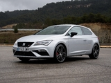 Photos of Seat León SC Cupra 300 (5F) 2017
