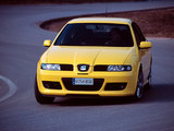 Pictures of Seat Leon Cupra R 2002–05