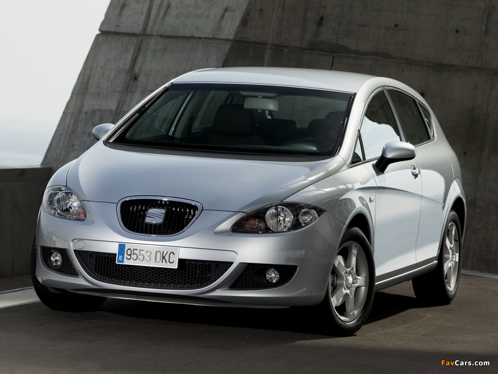Pictures of Seat Leon 2005–09 (1024 x 768)