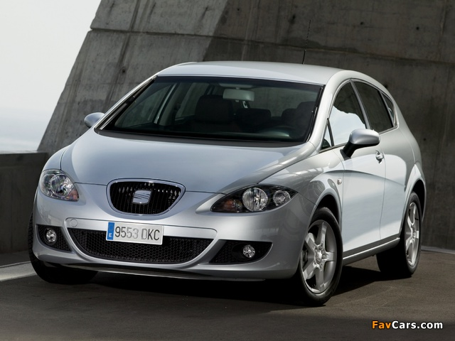 Pictures of Seat Leon 2005–09 (640 x 480)