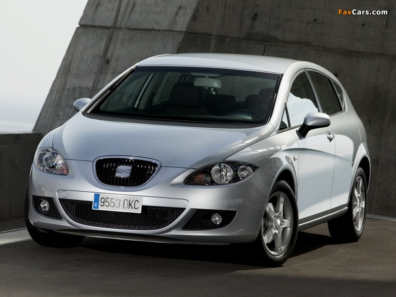 Pictures of Seat Leon 2005–09 (800 x 600)