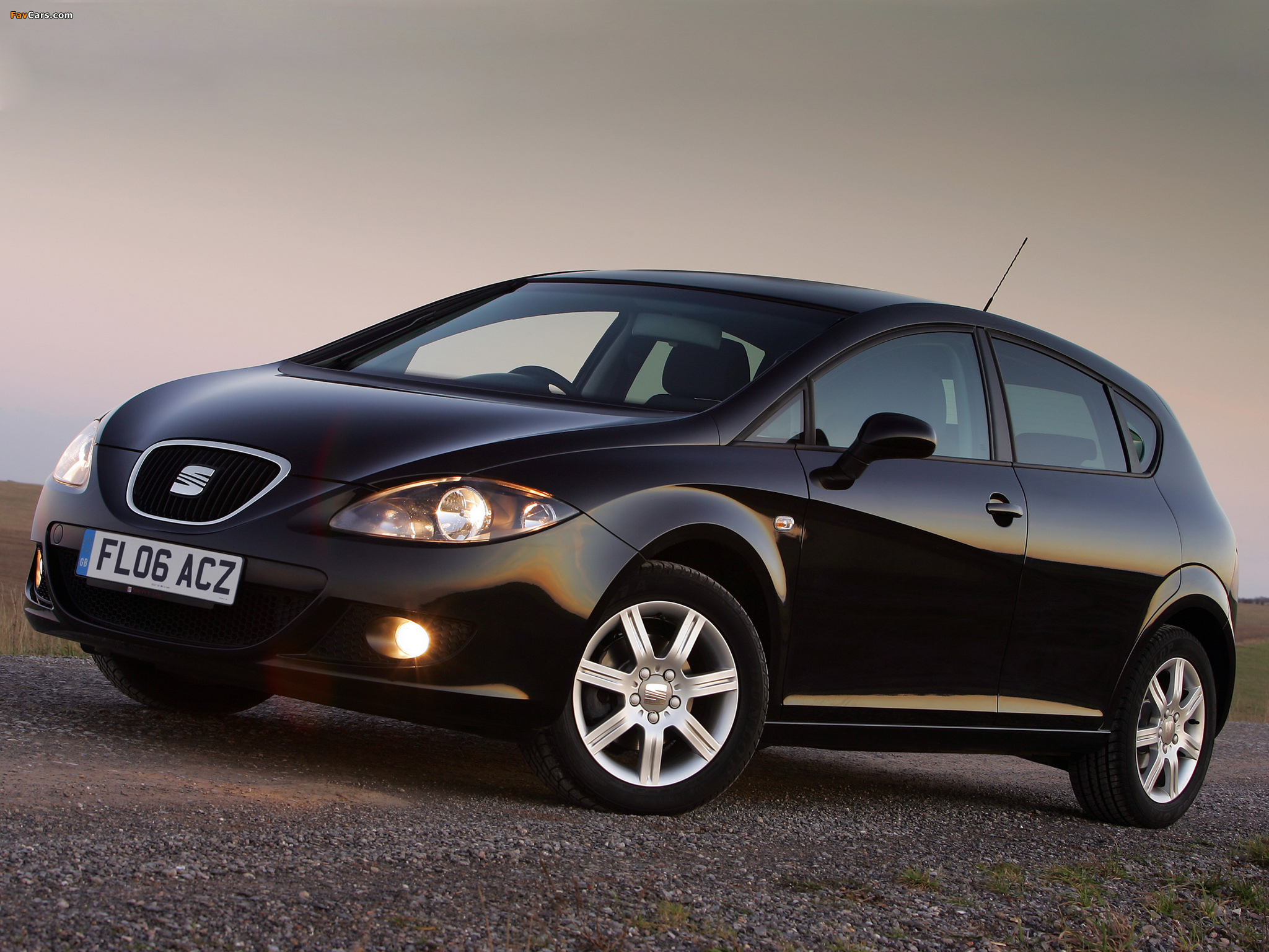 Pictures of Seat Leon UK-spec 2005–09 (2048 x 1536)