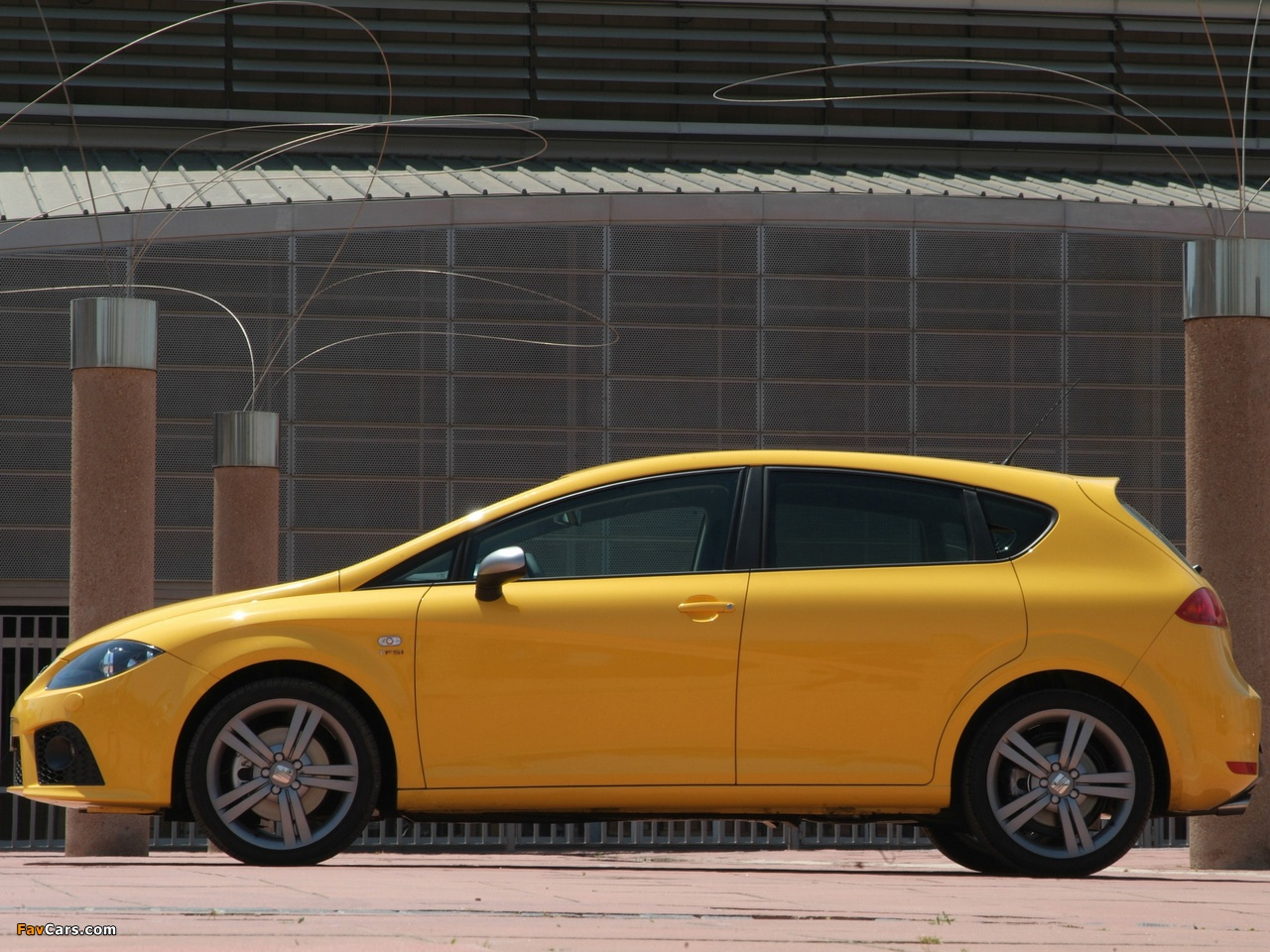 Pictures of Seat Leon FR 2006–09 (1280 x 960)