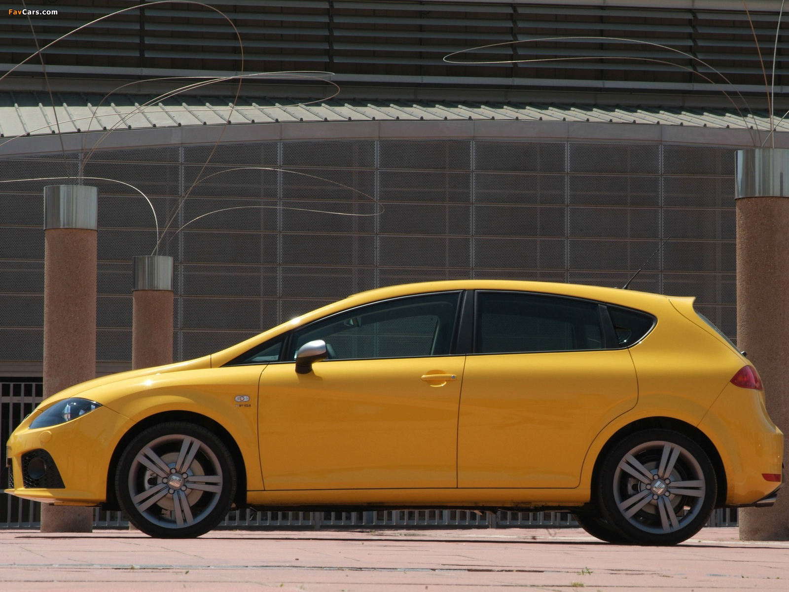Pictures of Seat Leon FR 2006–09 (1600 x 1200)