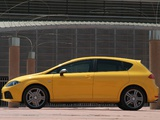 Pictures of Seat Leon FR 2006–09