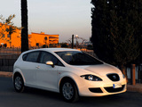 Pictures of Seat Leon Ecomotive 2008–09