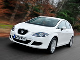 Pictures of Seat Leon Ecomotive UK-spec 2008–09