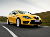 Pictures of Seat Leon Cupra R UK-spec 2009–12