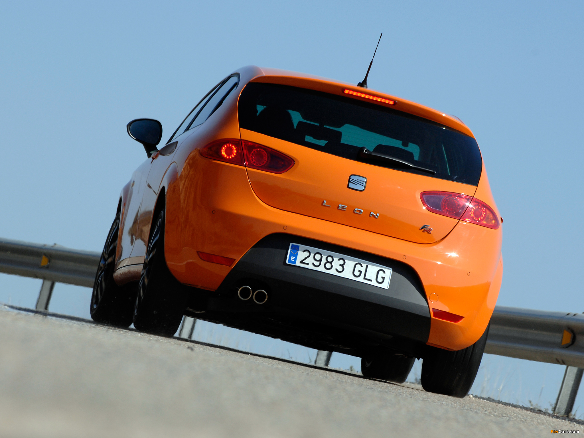 Pictures of Seat Leon FR 2009–12 (2048 x 1536)