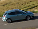 Pictures of Seat Leon UK-spec 2009–12