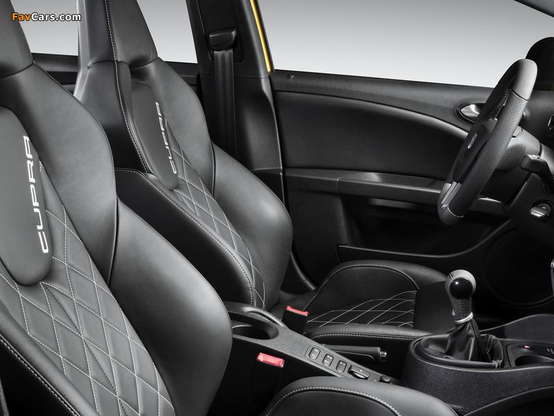 Pictures of Seat Leon Cupra 2009–11 (800 x 600)