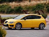 Pictures of Seat Leon Cupra 2009–11