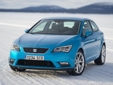 Pictures of Seat Leon SC 2013
