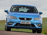 Pictures of Seat Leon SC FR UK-spec 2013