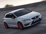 Pictures of Seat Leon SC Cupra 280 Show Car 2014