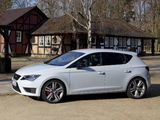 Pictures of Seat Leon Cupra 2014