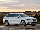 Pictures of Seat Leon ST UK-spec 2014