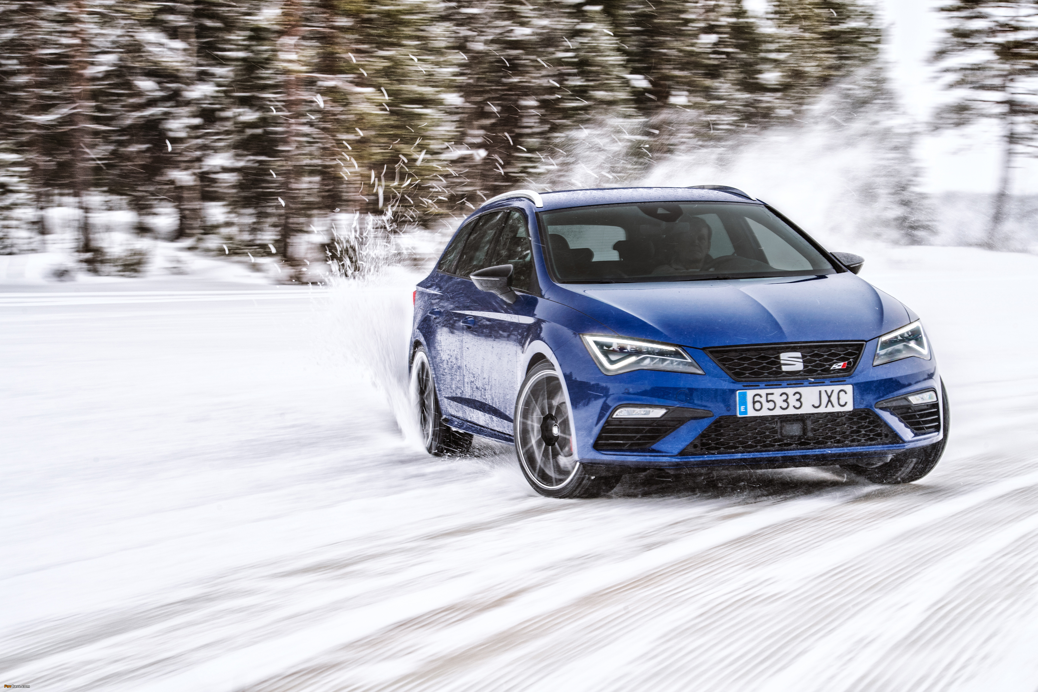 Pictures of Seat León ST Cupra 300 (5F) 2017 (4096 x 2731)