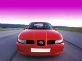 Sbarro Seat Leon Coupe 2001 images