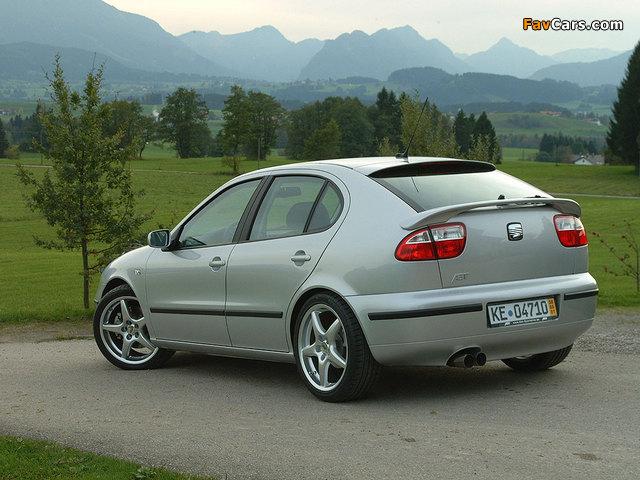 ABT Seat Leon Cupra 2002–05 photos (640 x 480)