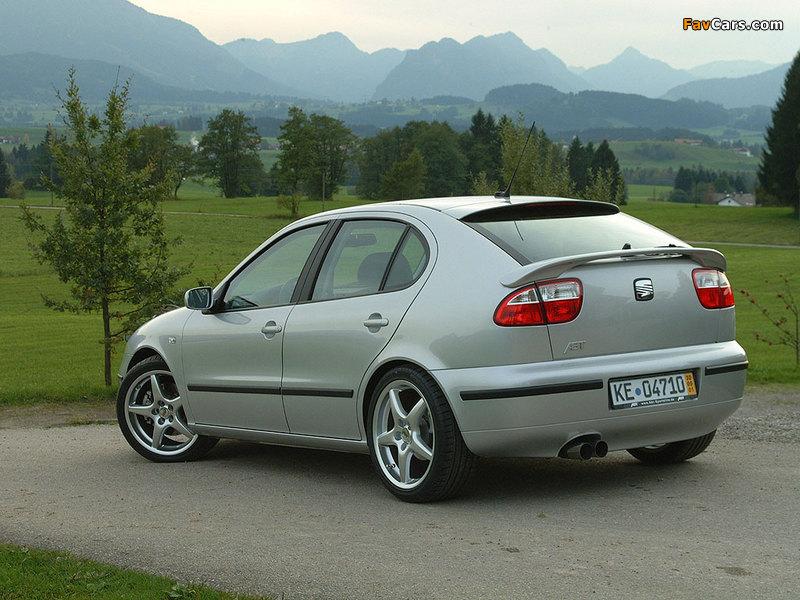 ABT Seat Leon Cupra 2002–05 photos (800 x 600)