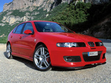 Seat Leon Cupra R 2002–05 wallpapers