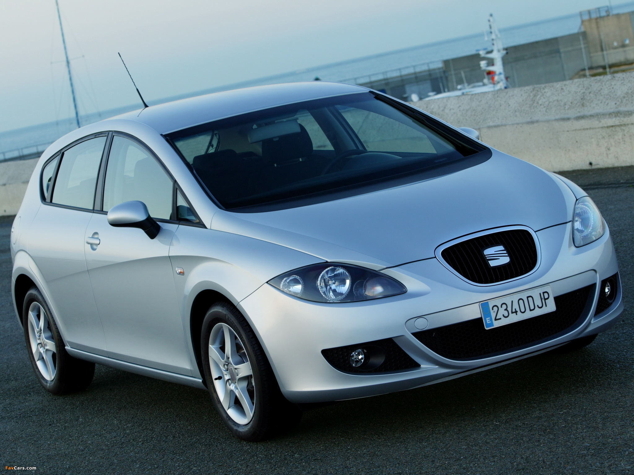 Seat Leon 2005–09 wallpapers (2048 x 1536)