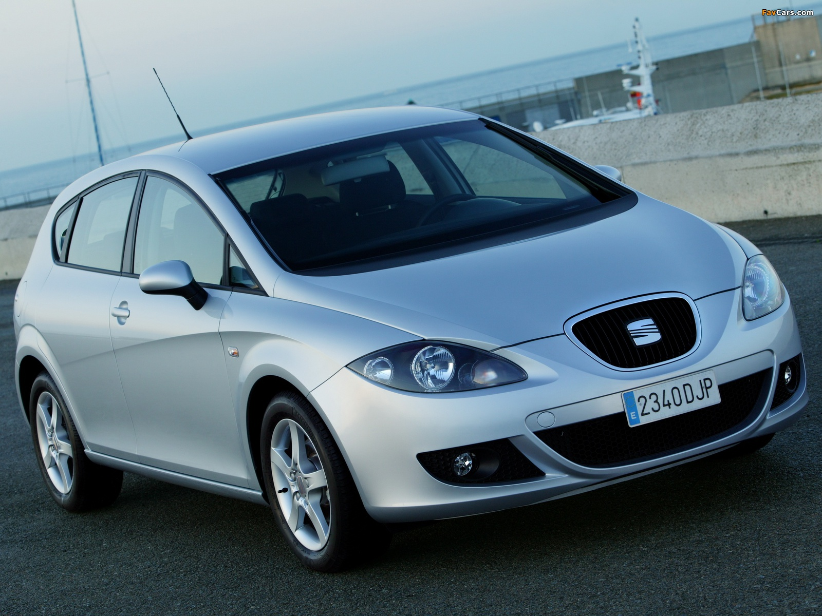 Seat Leon 2005–09 wallpapers (1600 x 1200)