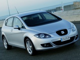 Seat Leon 2005–09 wallpapers