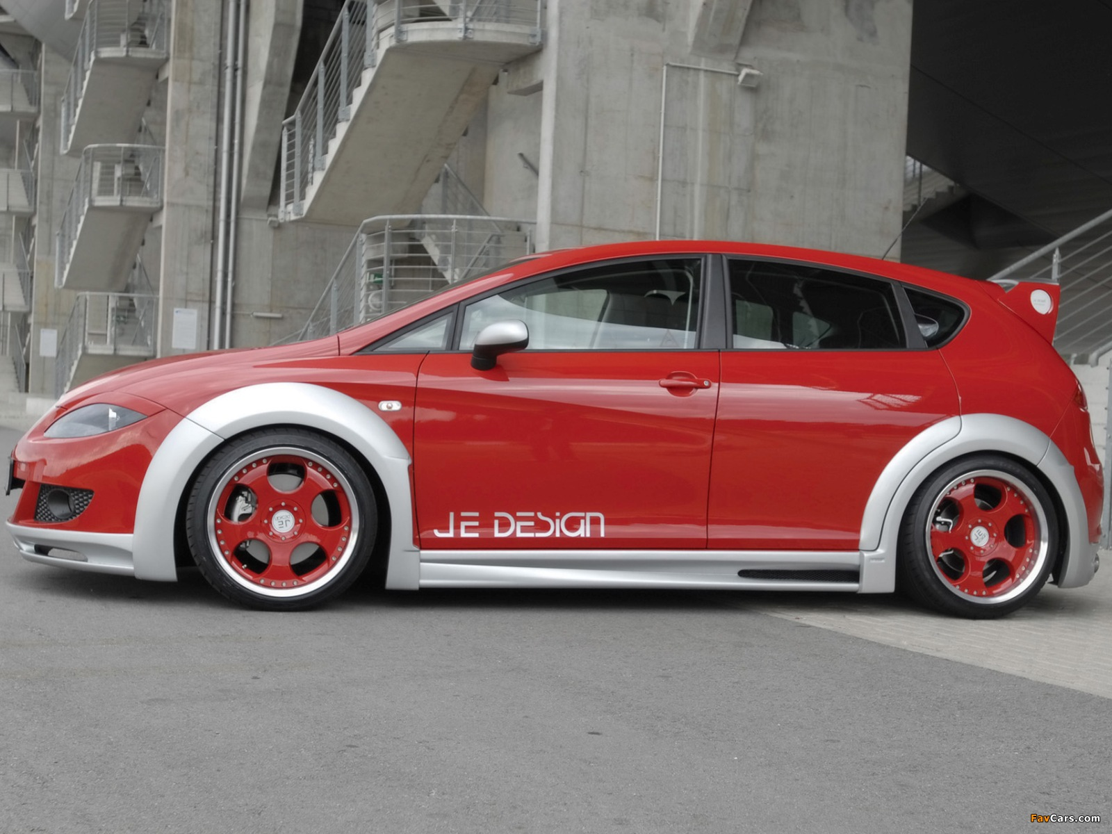 Je Design Seat Leon 2006 photos (1600 x 1200)