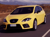 Seat Leon Cupra 2007–09 photos