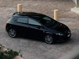 Seat Leon Cupra 2007–09 pictures