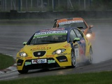 Seat Leon TFSI WTCC 2007–08 wallpapers