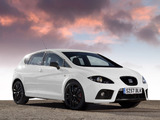 Seat Leon Cupra UK-spec 2007–09 wallpapers
