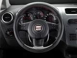 Seat Leon Linea R 2008–09 images