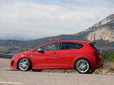 Seat Leon Linea R 2008–09 photos