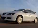 Seat Leon Ecomotive 2008–09 pictures