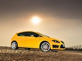 Seat Leon Cupra R UK-spec 2009–12 images