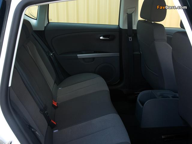 Seat Leon Ecomotive UK-spec 2009–12 images (640 x 480)