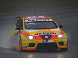 Seat Leon TDI WTCC 2009–12 photos